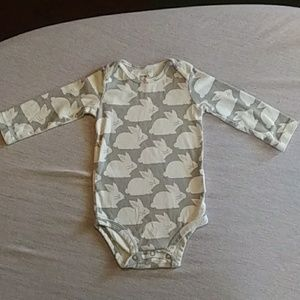 Carter's 9 month long sleeved one piece New Condit